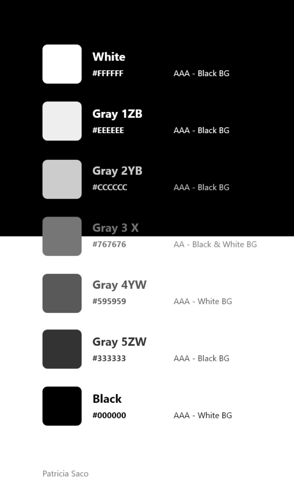 This image has an empty alt attribute; its file name is Patricia-Saco-Accesible-Grayscale-Color-Palette-606x1024.png