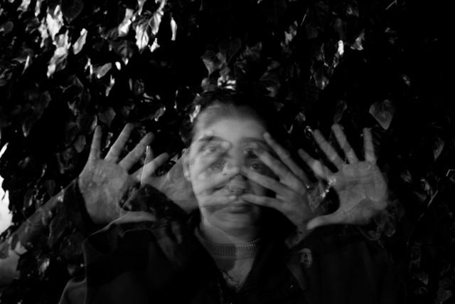 Patricia Saco - Self portrait