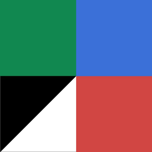 Paleta de colores accesible II